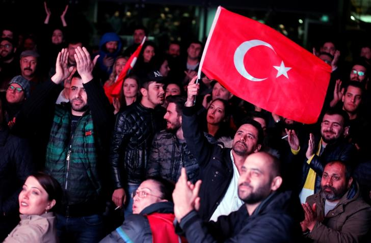 Erdogan loses hold over Turkish capital