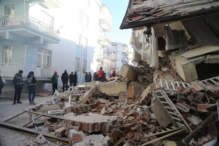 Cyprus Foreign Ministry expresses sadness over deadly earthquake in Turkey
