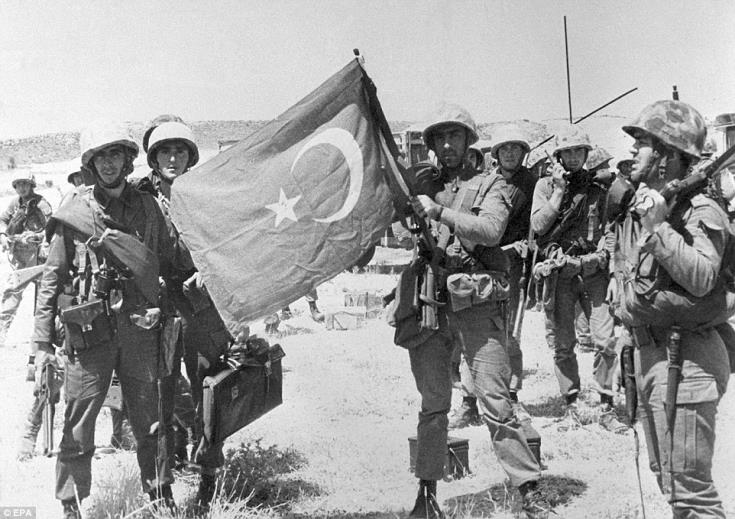 Forty-five years since Turkey's second offensive against Cyprus