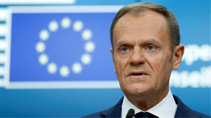 Tusk warns Turkish illegal drilling activities will only undermine good neighbourly relations with EU
