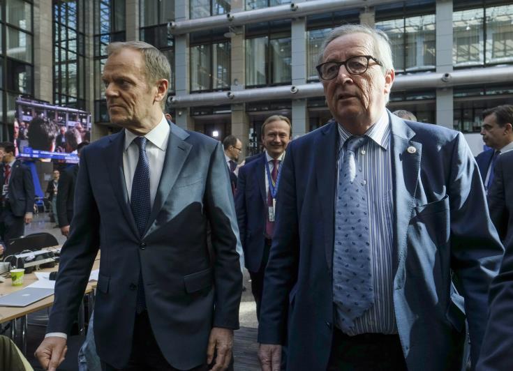 EU's Tusk proposes Commission job for centre-left - German parliamentary adviser