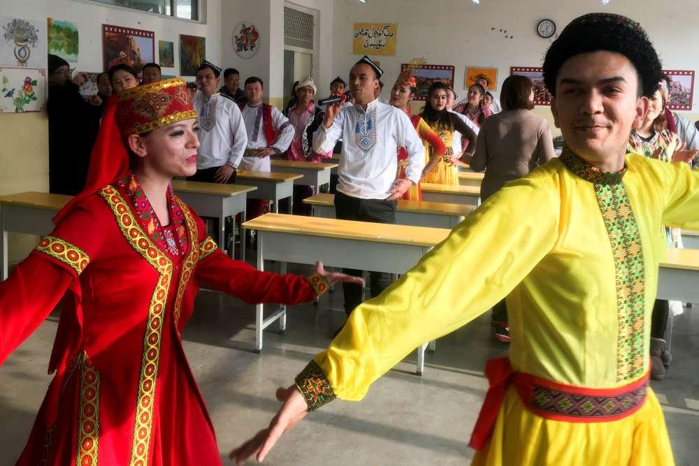 China's treatment of Uighurs a