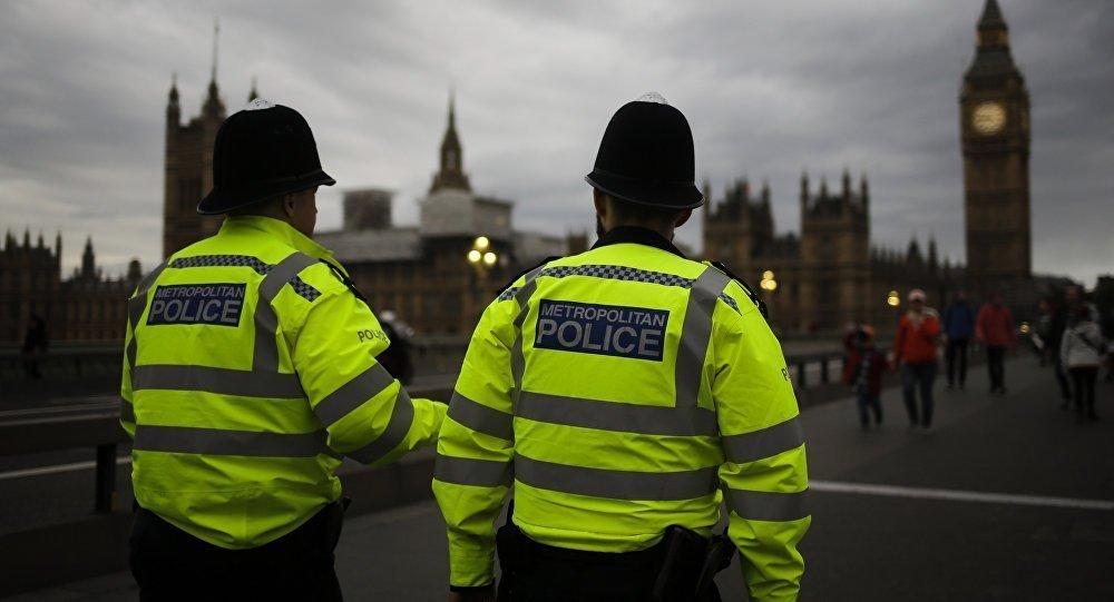 London police fire shots as vehicle rams Ukraine ambassador's car - embassy