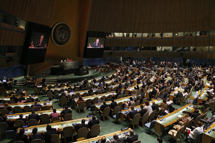 UNGA adopts resolutions on the oceans and seas