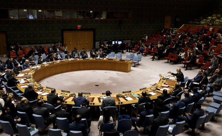 UN SG's report on Cyprus to be discussed at Security Council on October 30