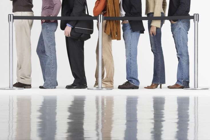 Number of registered unemployed down 16.7% in August