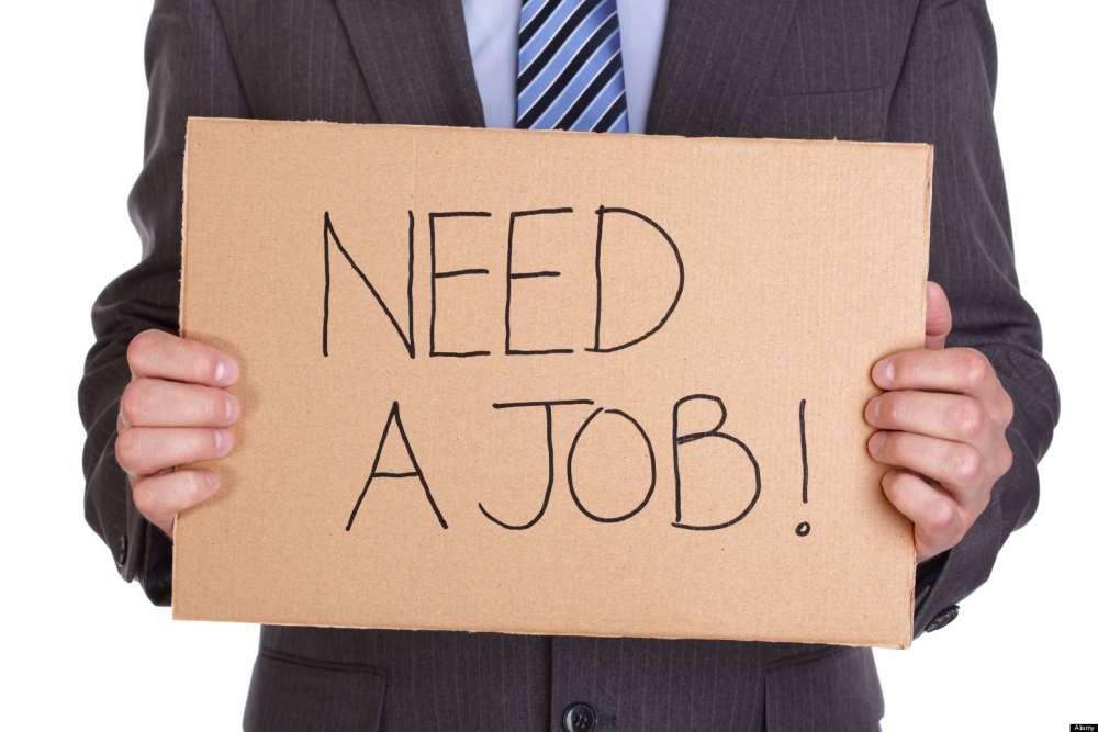 Decrease of 16.7% in registered unemployment
