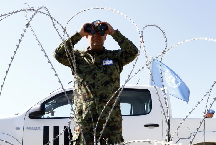 Cyprus recognizes the successful presence of UNFICYP