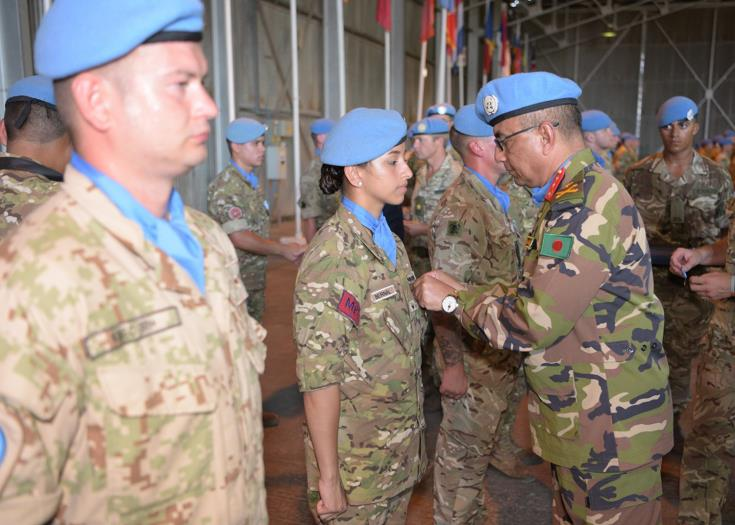 Coronavirus: All new UNFICYP peacekeepers in isolation for 14 days