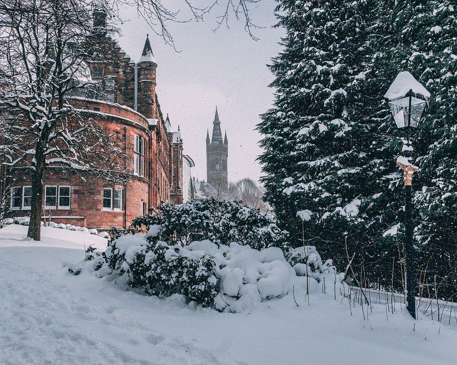 University of Glasgow at CyprusExpo: plan your future!