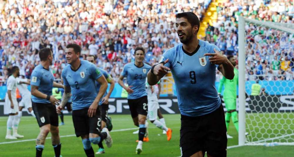 Saudi Arabia eliminated but not embarrassed vs Uruguay