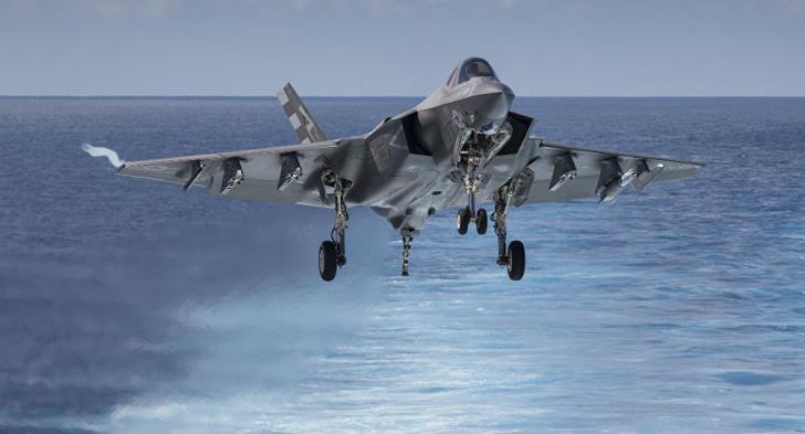 Turkish PM criticises U.S. bill to block sale of F-35 jets