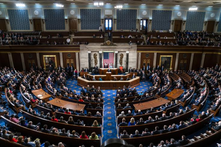 US Congress receives Trump's bi-monthly report on progress toward a negotiated Cyprus solution