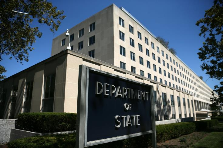 """State Department says Zakharova's comments on US military buildup in Cyprus """"absurd"""""""