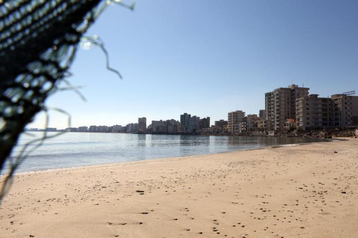 Committee for the reopening of occupied Varosha holds first meeting - Ozersay