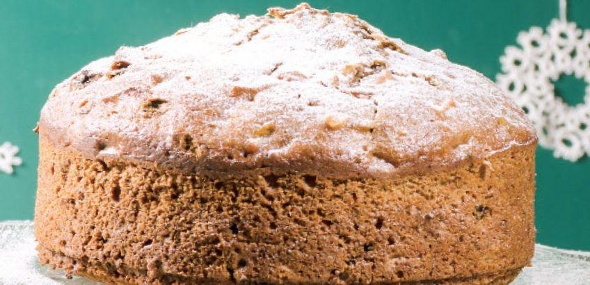 Vasilopita recipe (New Year's Day cake)