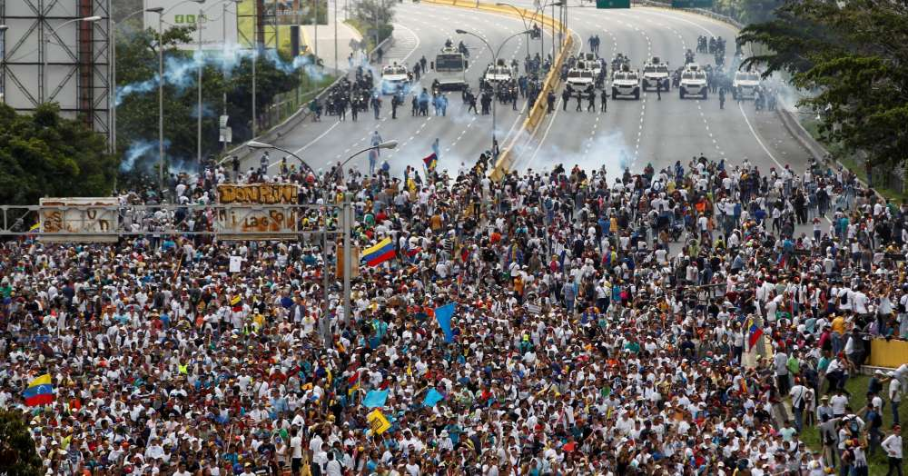 Venezuela regime killed over 500 dissidents: UN report