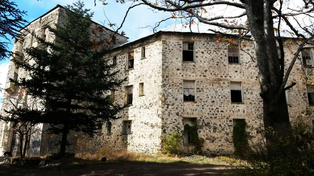 Berengaria hotel: A place overgrown with legends