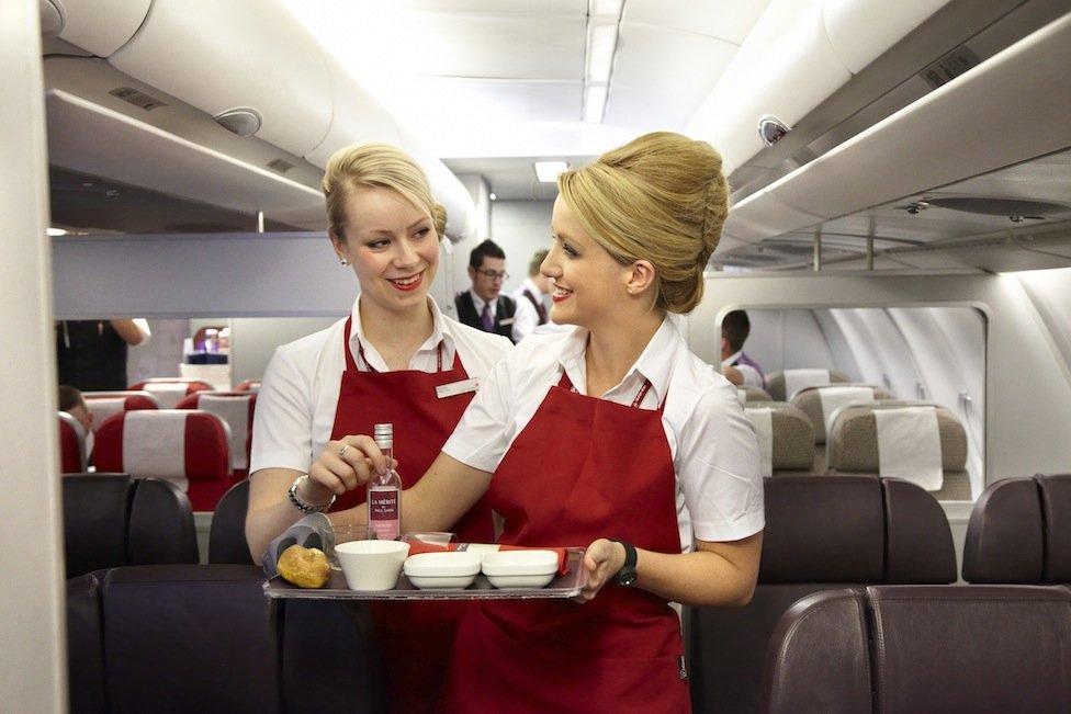 Virgin Atlantic drops mandatory make-up rule for cabin crew