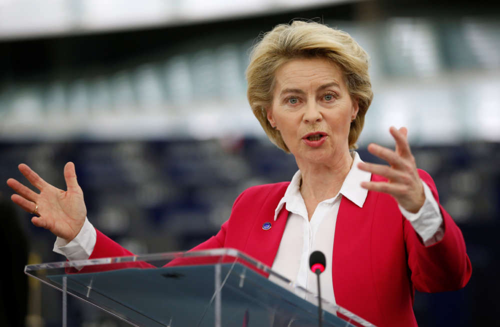 EU may need to extend deadline for trade talks with UK - von der Leyen