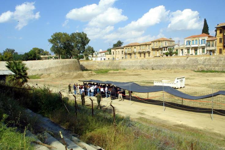 Bi-communal Technical Committee to restore walls in Turkish-occupied Nicosia