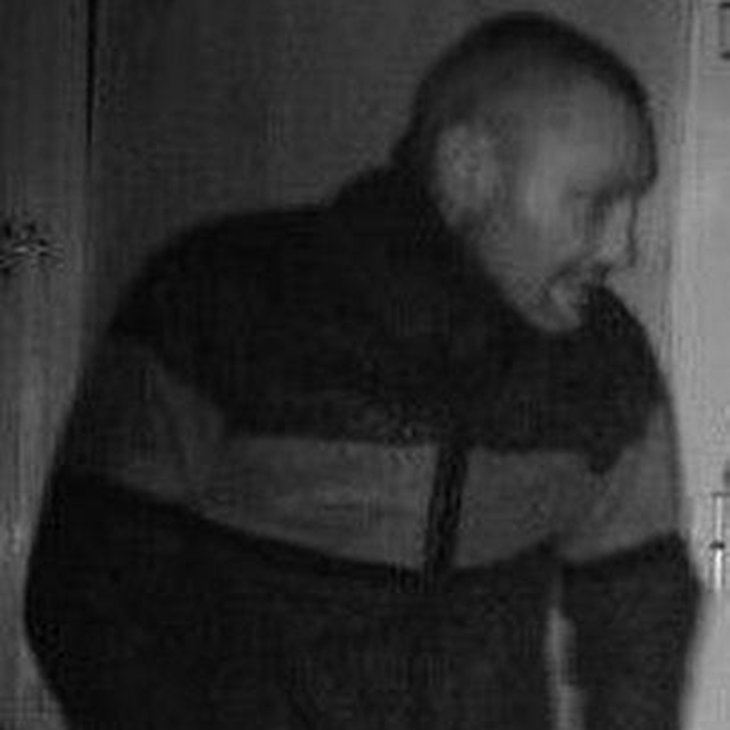 Police looking for man in connection with burglary