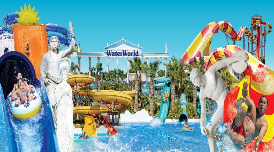 Water World Waterpark (Ayia Napa)