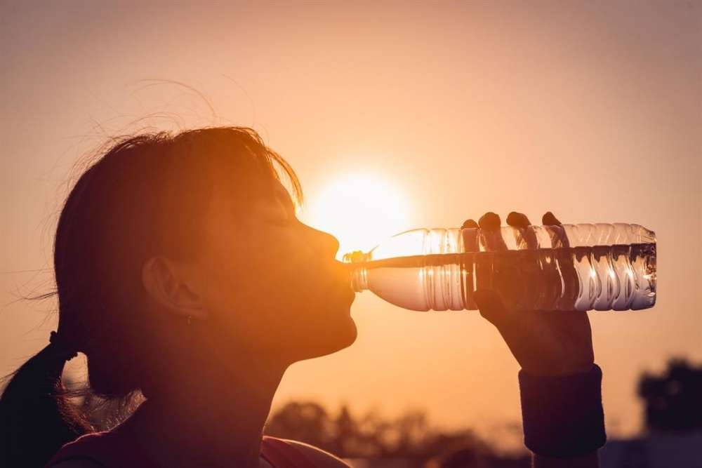 Health Ministry warning over high temps