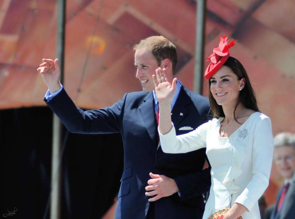 William and Kate to bring festive cheer to RAF Akrotiri