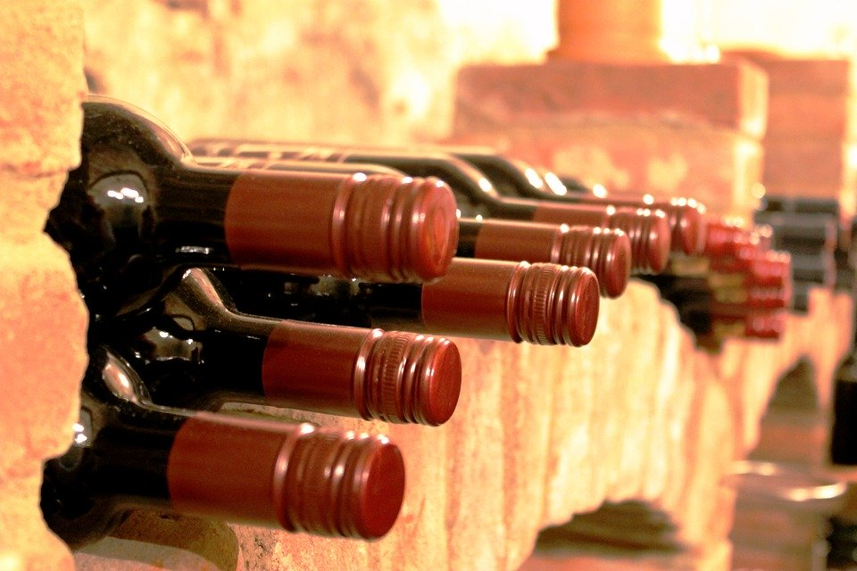 Wine, Wine Storage, Cellar, Wine Bottles, Red Wine