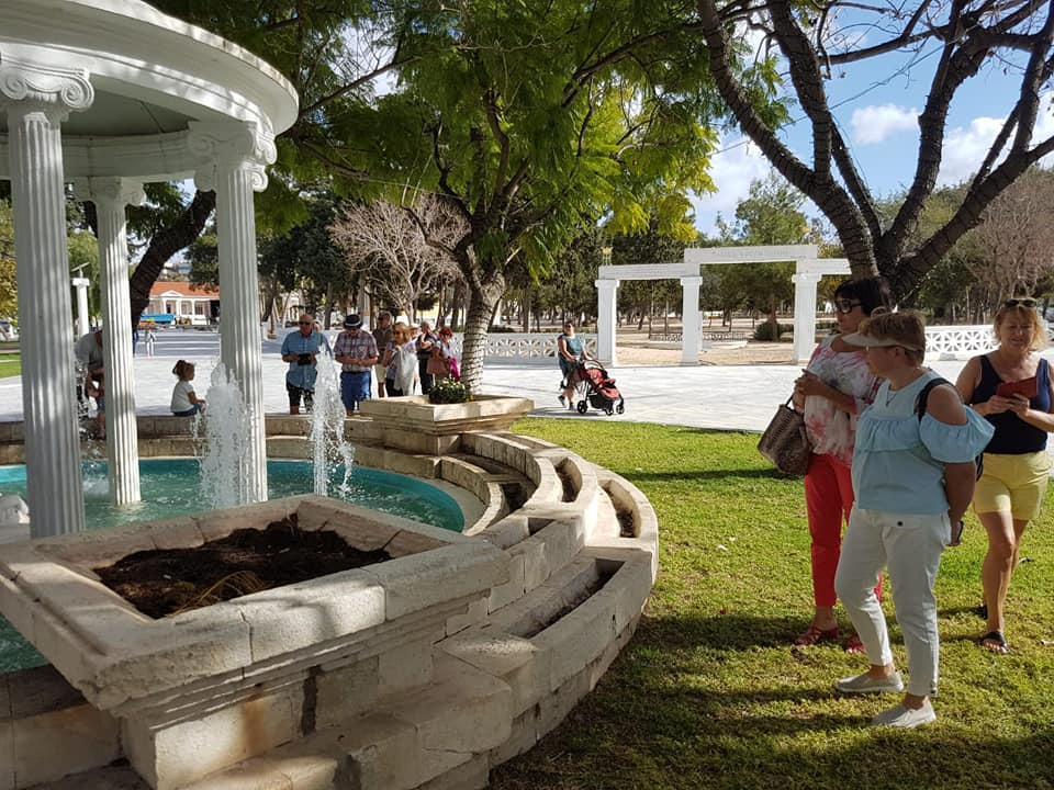 'Meet the locals' guided walking tours in Paphos