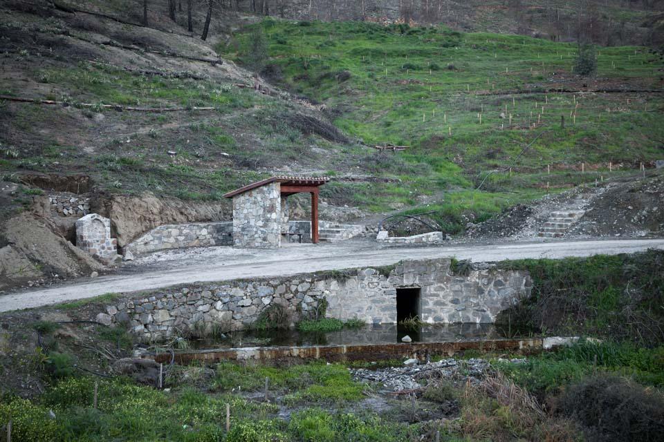 Karterouni Village