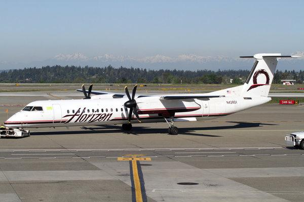Employee takes off in empty airplane from Seattle's airport