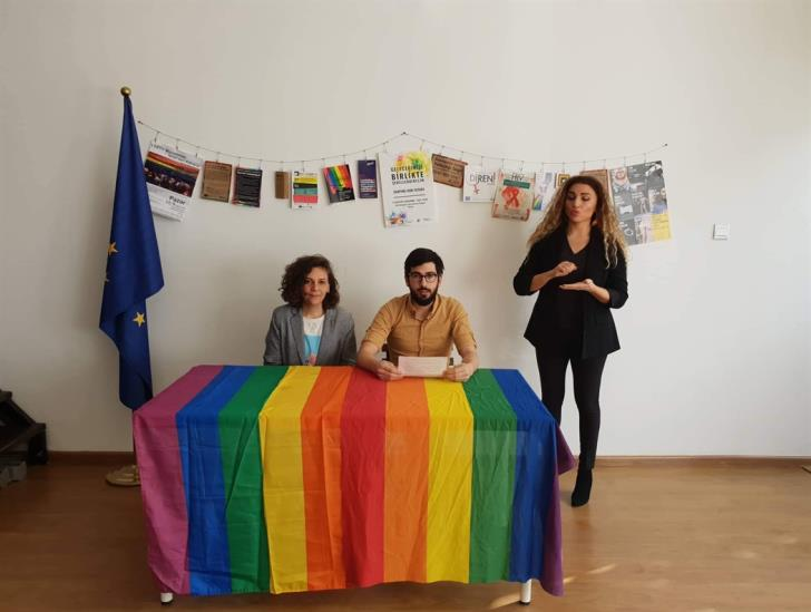 Erman Dolmaci: EU funding is crucial for LGBTI+ people in the north