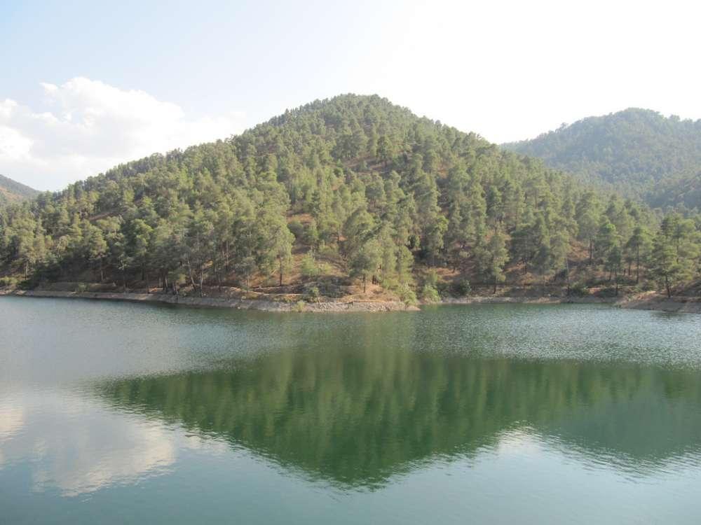 Xyliatos Dam Picnic Site