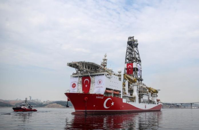 European Commission: Turkey's intention to dispatch Yavuz in the Cyprus EEZ does not contribute to dialogue