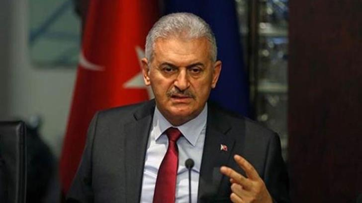 Turkish PM Yildirim slams the EU over CyProb deadlock