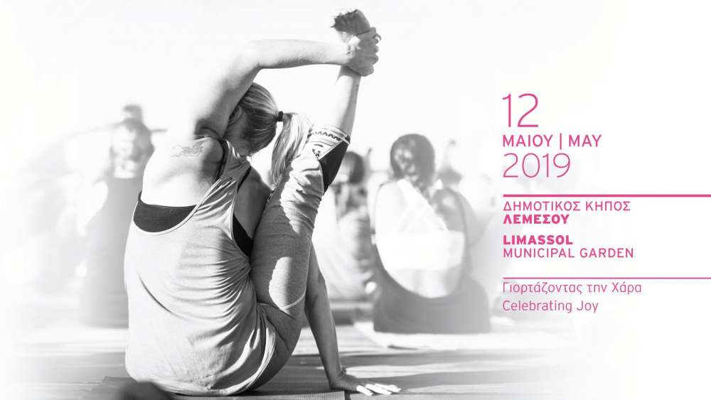 5th Open Yoga Day Cyprus 2019
