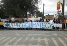 Youth to hold third protest to demand action on climate change