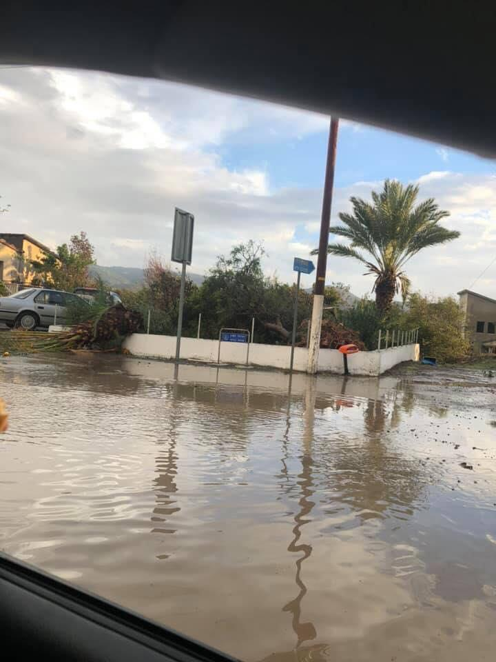 Storms continue to hit Limassol (videos)
