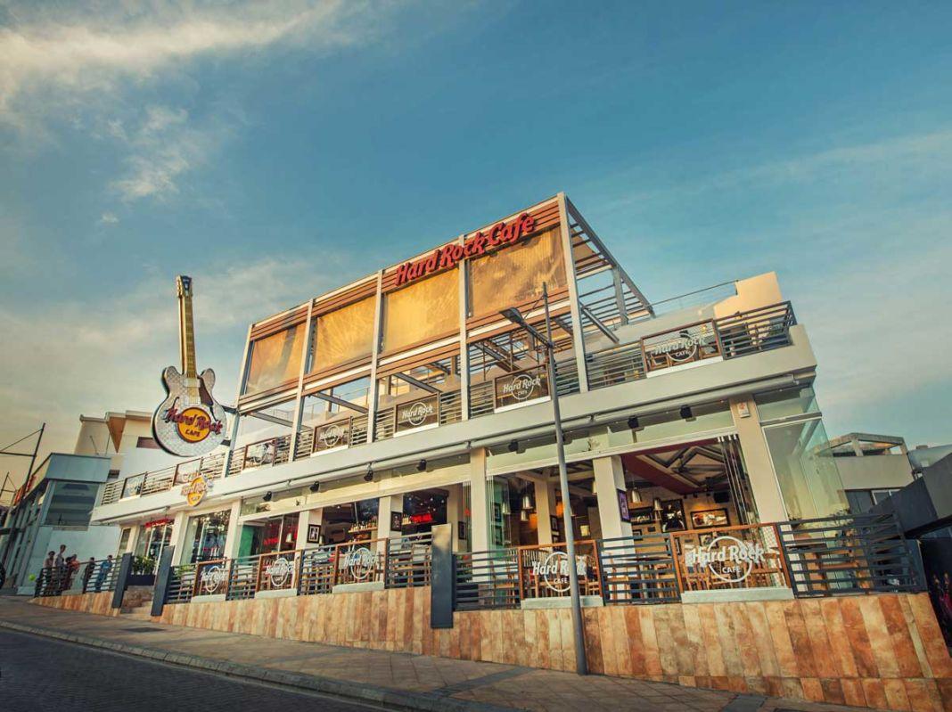 Hard Rock Cafe Ayia Napa opened | in-cyprus.com