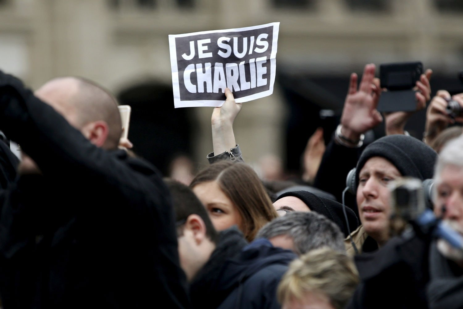 Five Years Later Victims Of Charlie Hebdo Attack Take The Stand In Cyprus Com