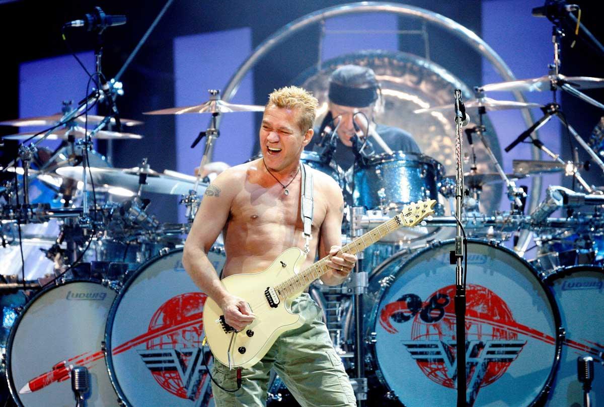 Eddie Van Halen dies at 65 | in-cyprus.com