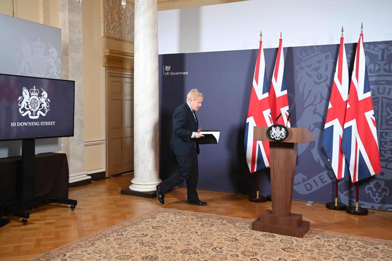 Η εμπορική συμφωνία Brexit που δημοσιεύθηκε καθώς το Ηνωμένο Βασίλειο ζητά τον τερματισμό των «άσχημων» διαχωρισμών