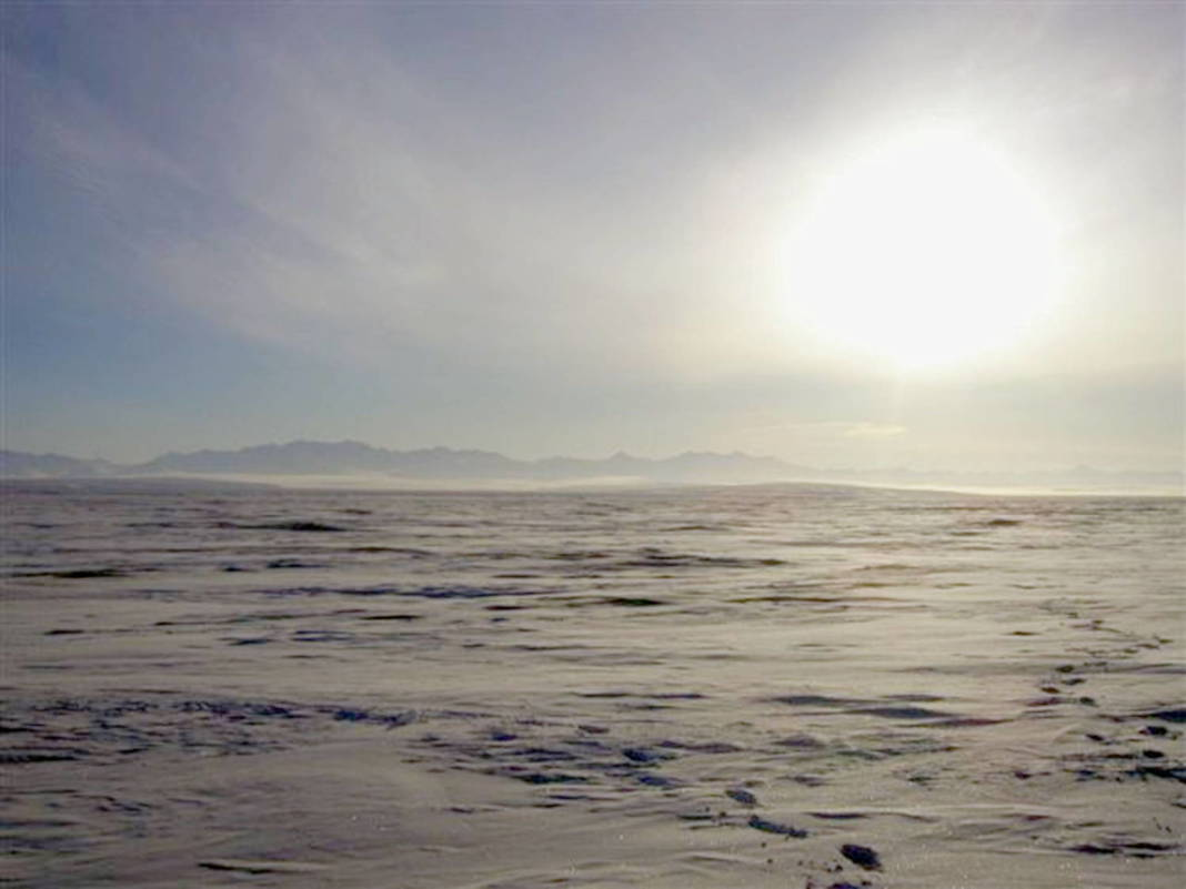 File Photo: Coastal Plain Of The 1002 Area Is Seen Within The Arctic National Wildlife Refuge
