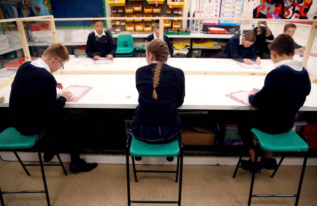 File Photo: British Schools Reopen Amid The Coronavirus Disease (covid 19) Outbreak